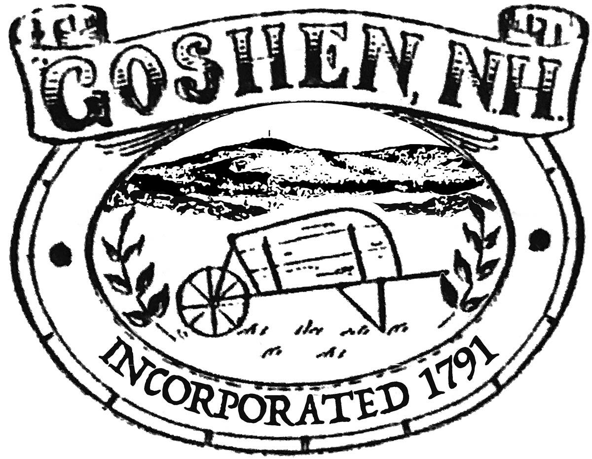 Goshen NH Town Seal 2021